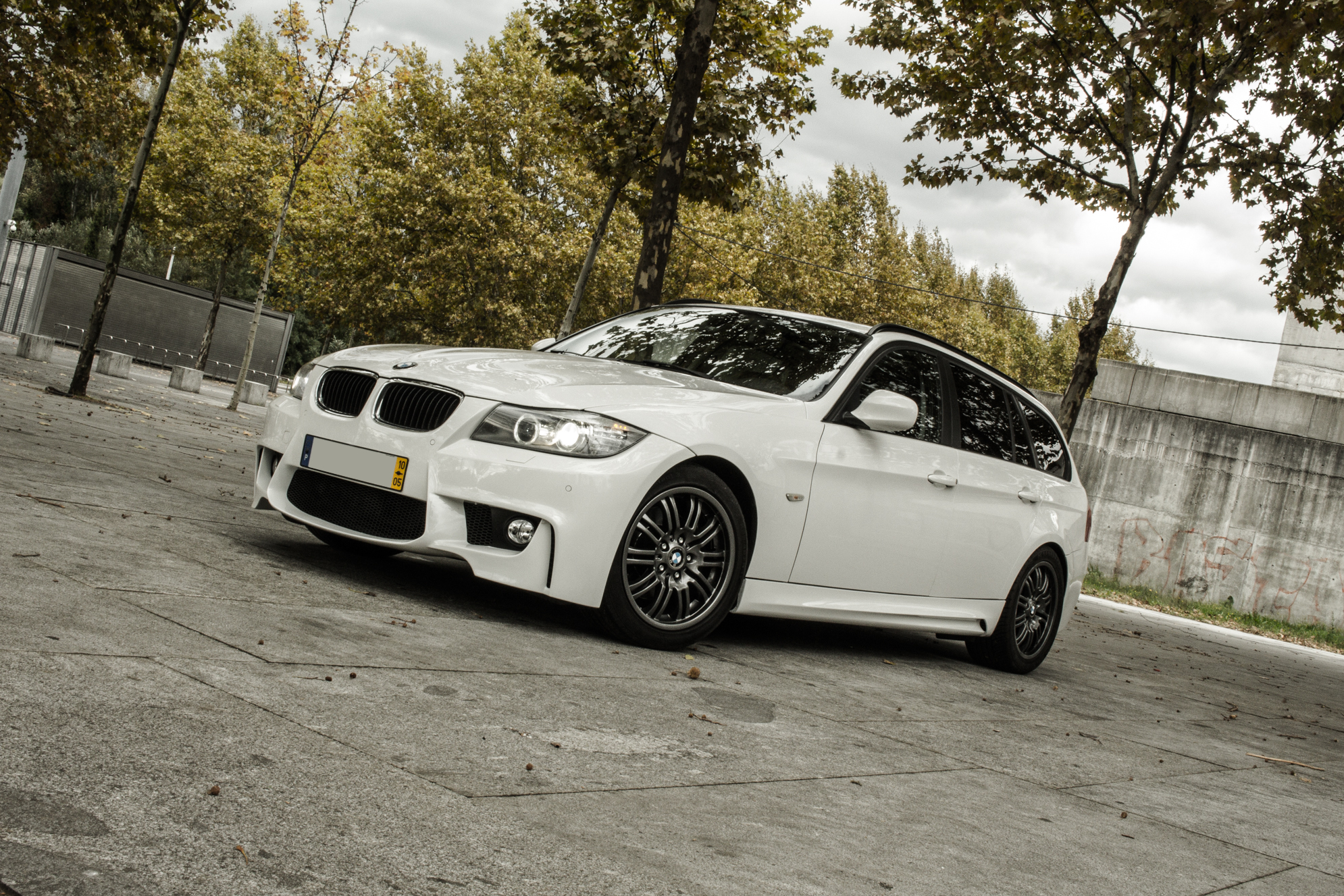 BMW inspires Modderna