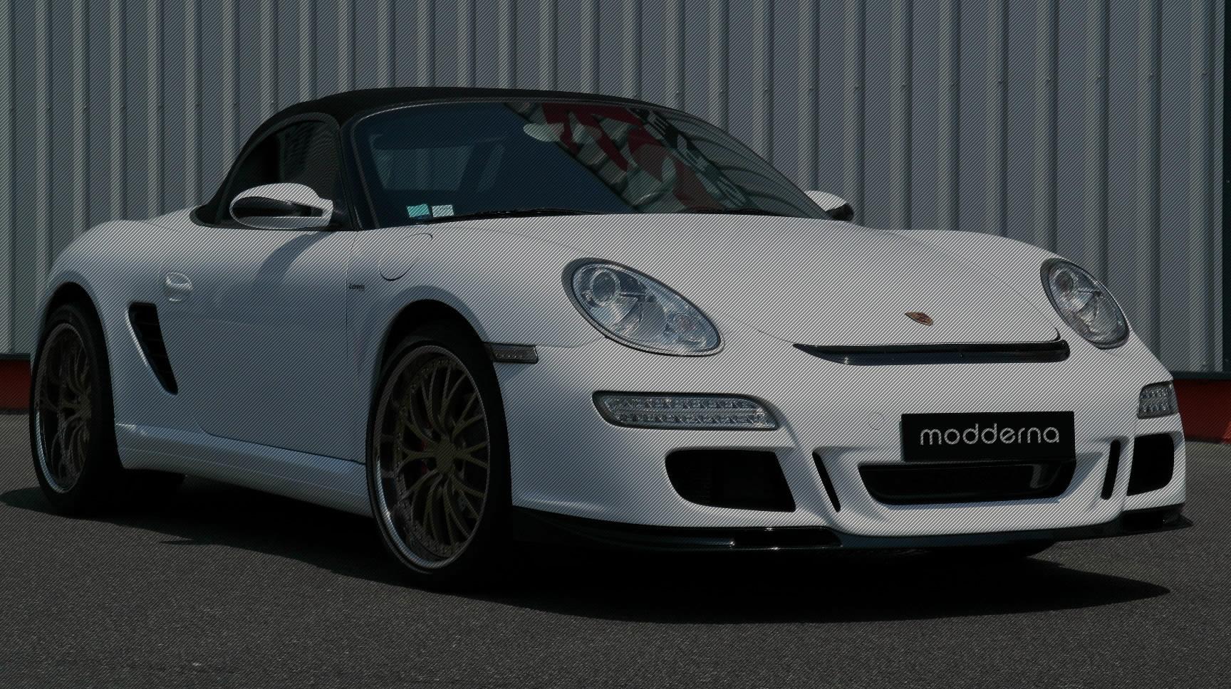 Porsche 987 GT3 by Modderna