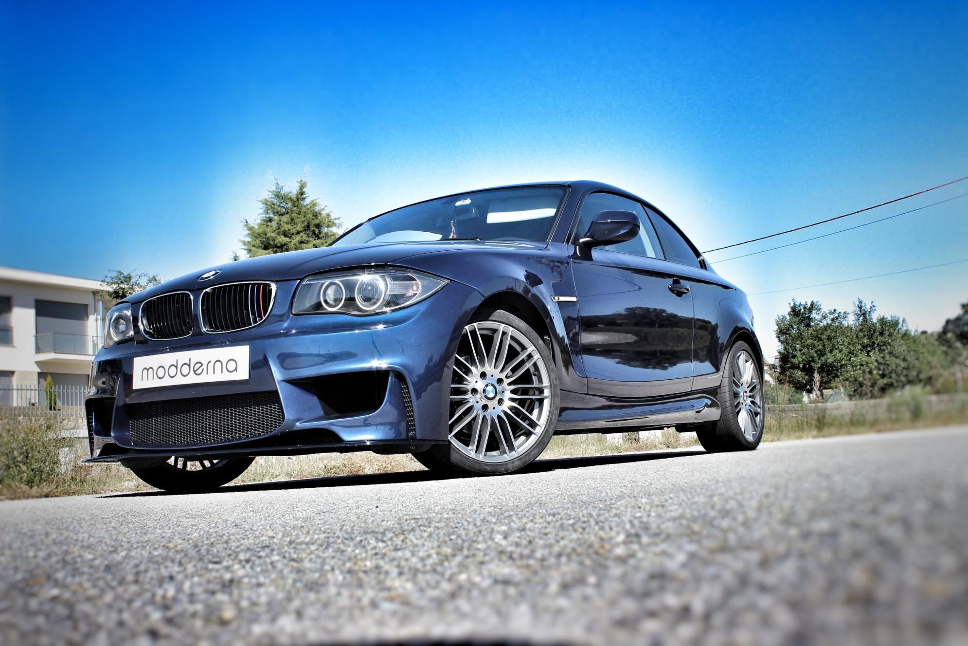 BMW E82 1M by Modderna